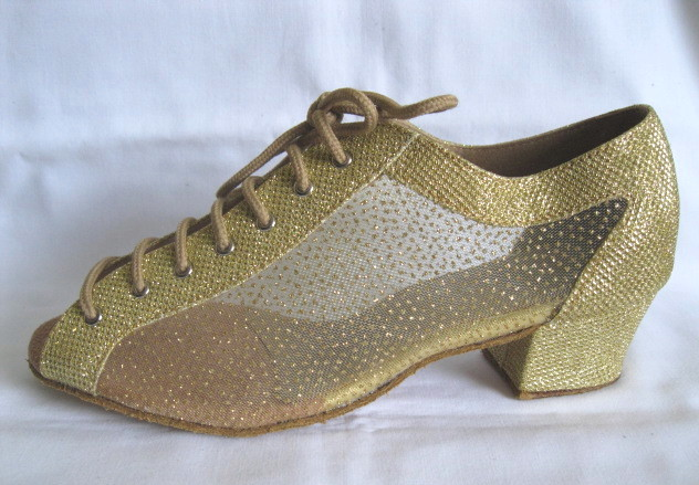 Practice Shoes Gold