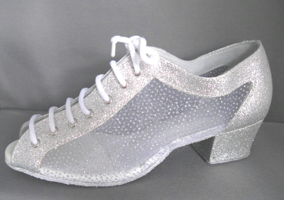 Practice Shoes Silver